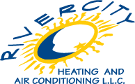 River City Heating and Air Conditioning Logo