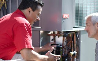 Yearly air conditioner maintenance helps prevent breakdowns